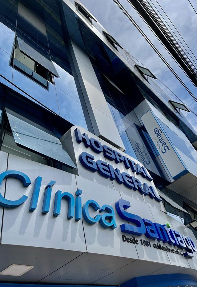 Clínica Santiago Hospital General