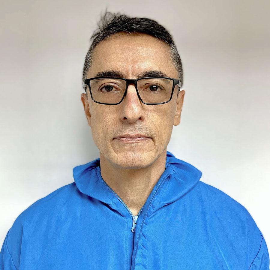 Dr. Patricio Reyes
